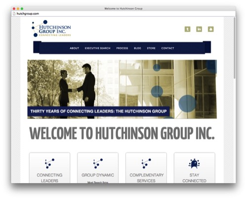Hutchinson Group Inc.